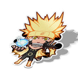 Team 7 Naruto Set Sticker - AJTouch