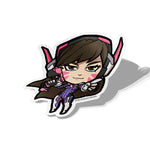 D.Va Sticker - AJTouch