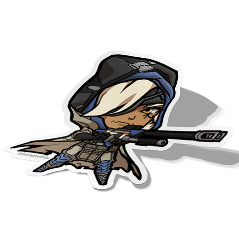 Ana Sticker - AJTouch