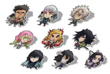 9 Hashira Demon Slayer Set, Sticker Pack, Demon Slayer, AJTouch