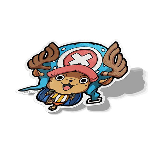 Chopper-Chibi Anime Manga-Vinyl Sticker-One Piece-AJTouch