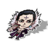 HXH Rogue Hunter Set-Chibi Anime Manga-Vinyl Sticker-HunterXHunter-AJTouch