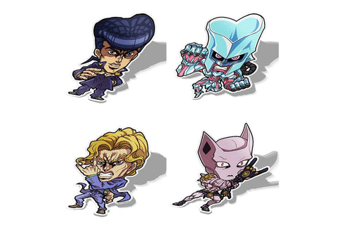 JoJo Part 4: Diamond is Unbreakable Set, Sticker Pack, JoJo's Bizarre Adventure, AJTouch