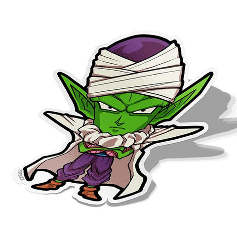 Piccolo, Vinyl Sticker, Dragonball, AJTouch