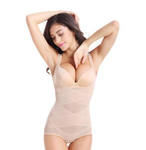 Body Shaper - Slimming Lace For Women - The Land of Florals