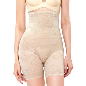 High Waist Shapewear - The Land of Florals