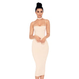 Womens Curvalicious Bodycon Clubbing Dress