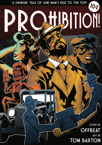 Prohibition! Comic (Digital)