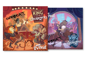 King of the Swingers 1 & 2 Bundle (Physical)