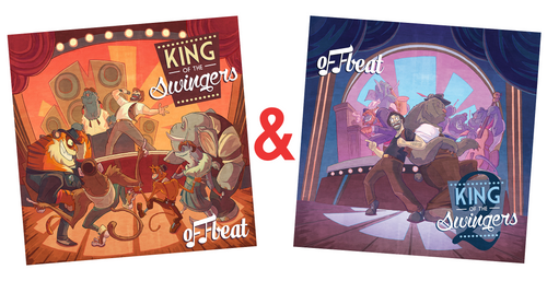 King of the Swingers 1 & 2 Bundle (Digital)