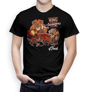 King of The Swingers T-Shirt (Men's)