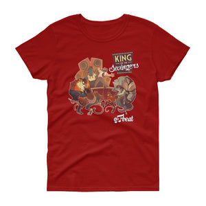 King of the Swingers T-Shirt (Women's)