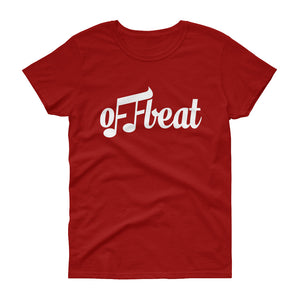 Offbeat Logo T-Shirt (Women's)
