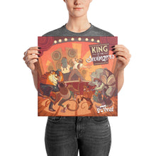 Load image into Gallery viewer, King of the Swingers Poster