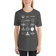Load image into Gallery viewer, Hipster Logo T-Shirt (Womens)