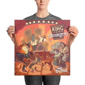 King of the Swingers Poster