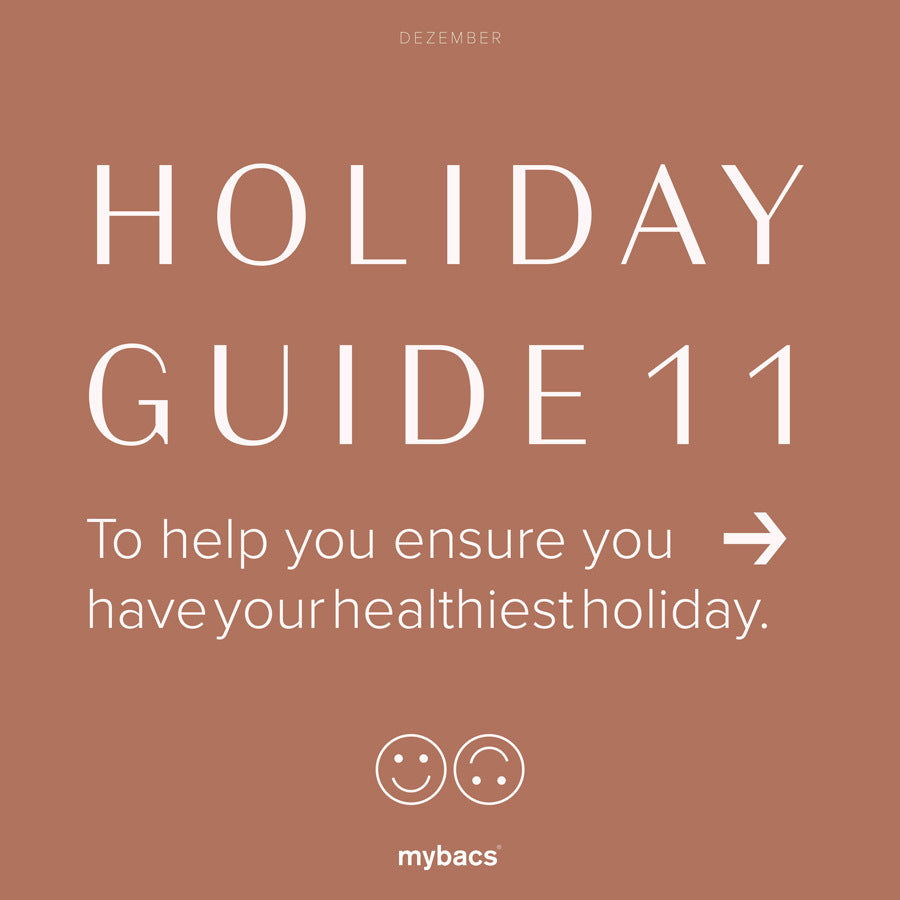 Holiday Gut Guide