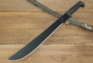 Condor El Salvador Machete - Black Blade with Poly Handle