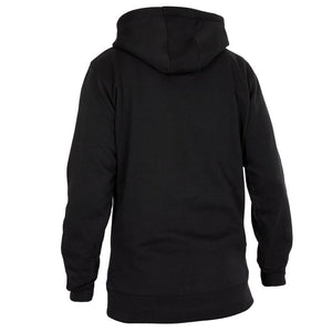 Høj Salming Logo Hoodie, Sort, Junior