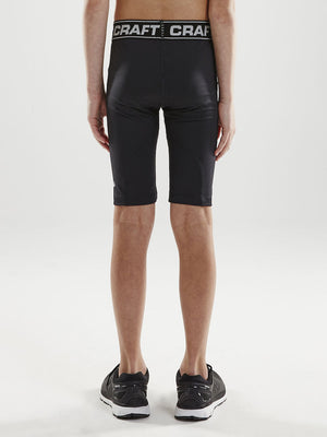 Pro Control Compression Short Tights Jr