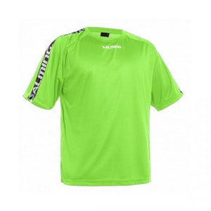 Salming Trænings T-shirt, Lime, Junior