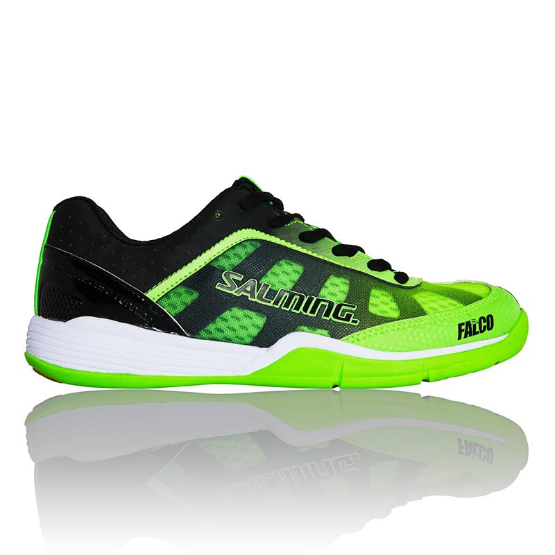Høj Salming Falco Fluo Green Junior