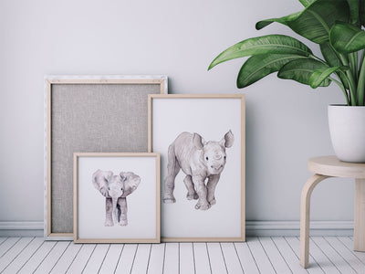 Baby Rhino - Susan Brand Designs Cape Town Paarl