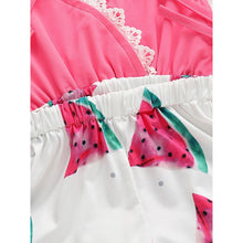 Load image into Gallery viewer, Lace Watermelon Jumper