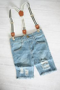 Little Man Jean Set
