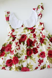 Red Roses Delight Dress