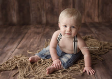 Load image into Gallery viewer, Little Man Jean Set
