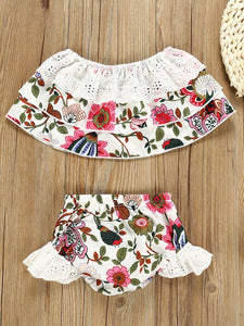 Blooming Lacey Set