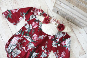 Blooming Long Sleeve