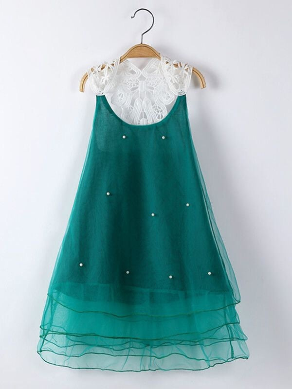 Pearly Princess Dress