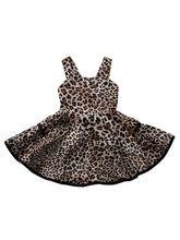 Load image into Gallery viewer, Leaping Leopard 🐆 Dress