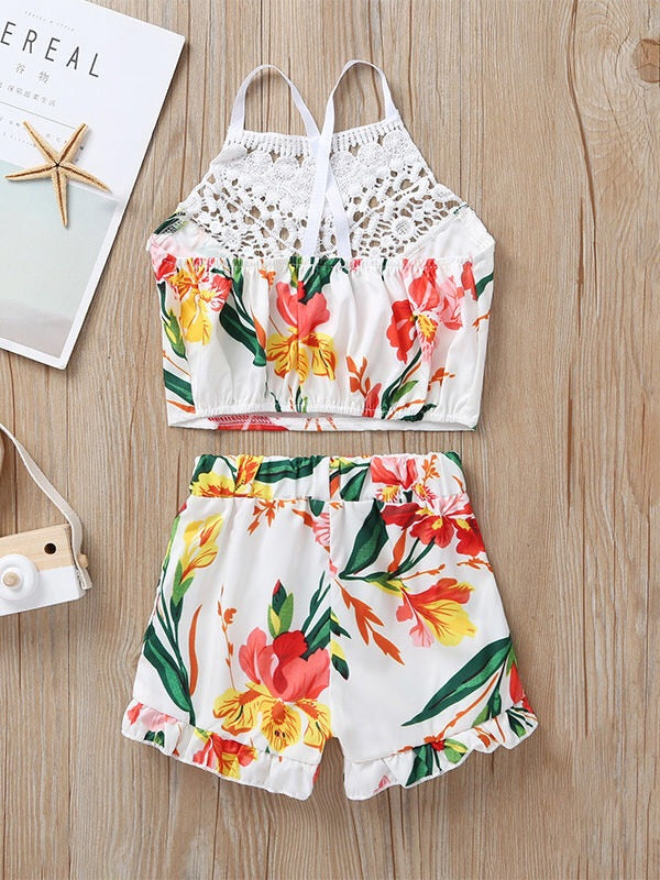 Hawaiian Vacation Set