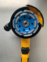Load the image into the Gallery viewer, 39 mm Concrete Grinder - 125 W - NO-VOLT - Electromechanical Clutch