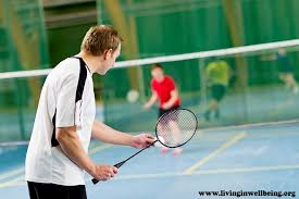6 Health Benefits Of Playing Badminton