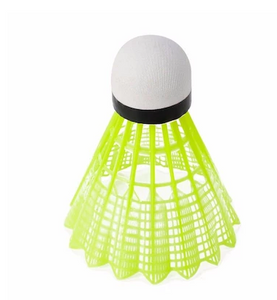 6Pcs Yellow Shuttlecock Sport Training Badminton Ball Professional Durable Set