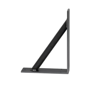 Industrial Threaded Shelf Bracket, Corbel