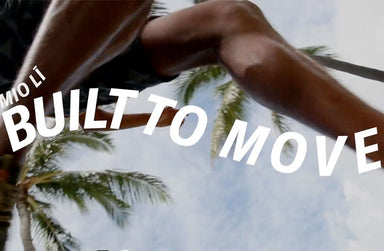 Built To Move - Mio Li