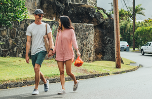 Top 5 Valentine's Dates in O'ahu