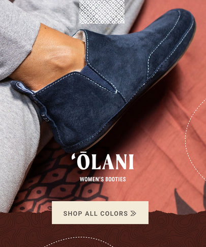 Shop OluKai Womenʻs Olani Leather Slipper