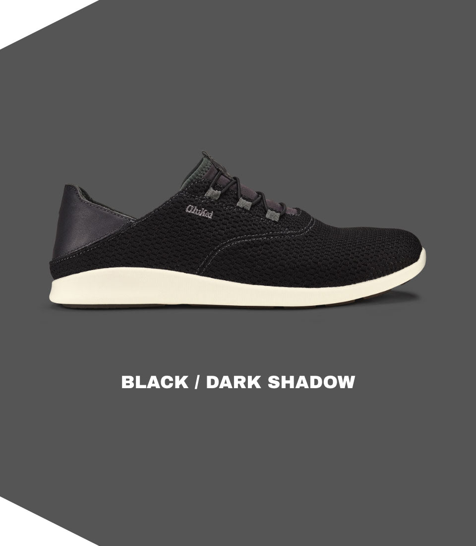 alapa li shoe black dark shadow
