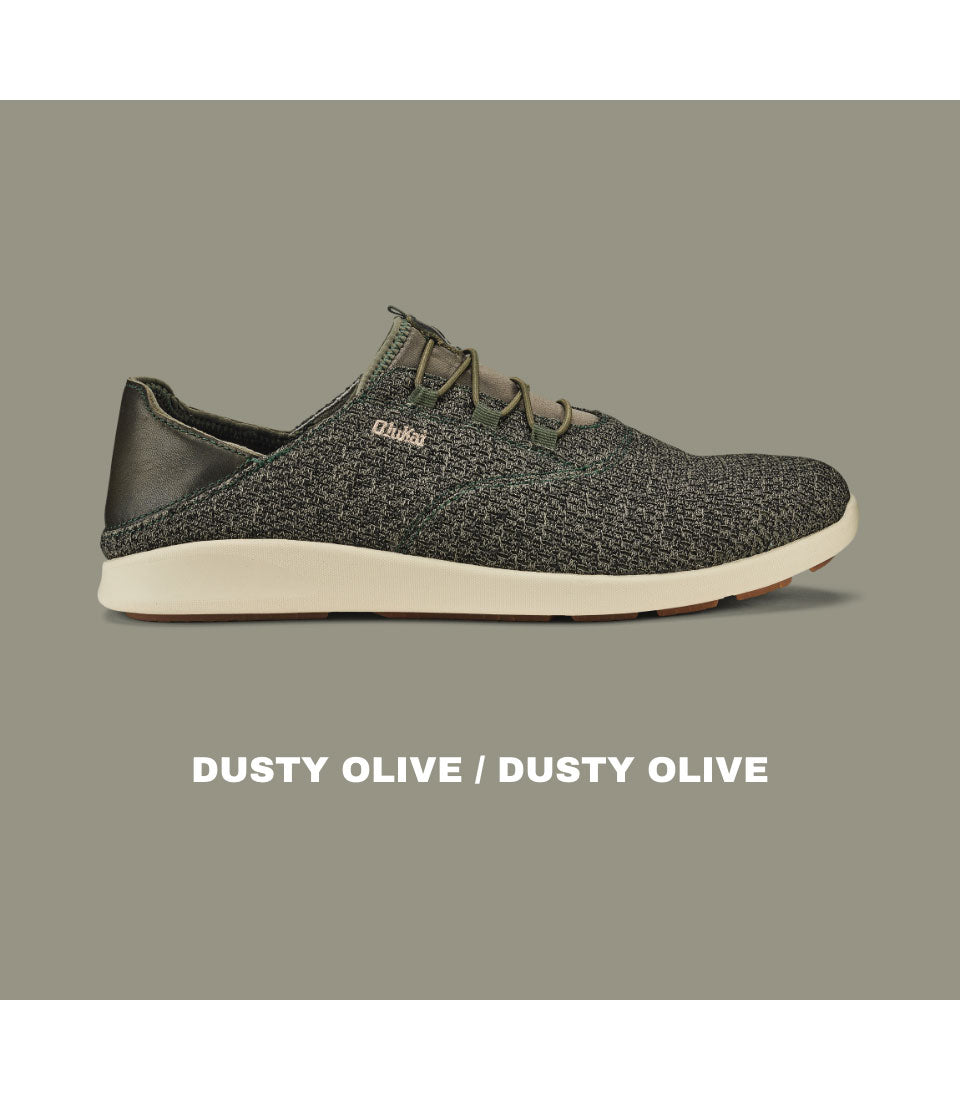 alapa li shoe dusty olive