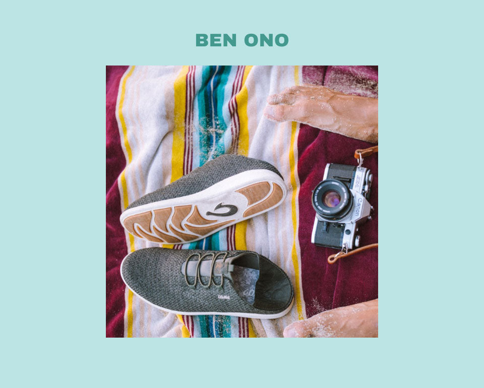 Ben Ono Olukai influencer photo 6