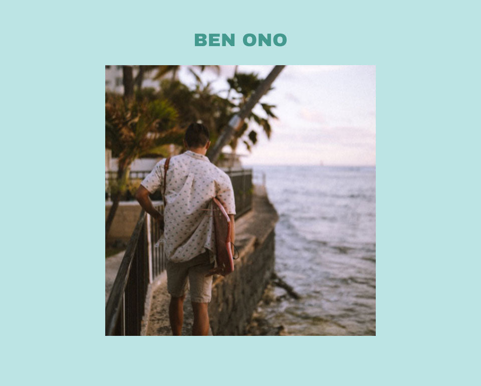Ben Ono Olukai influencer photo 3