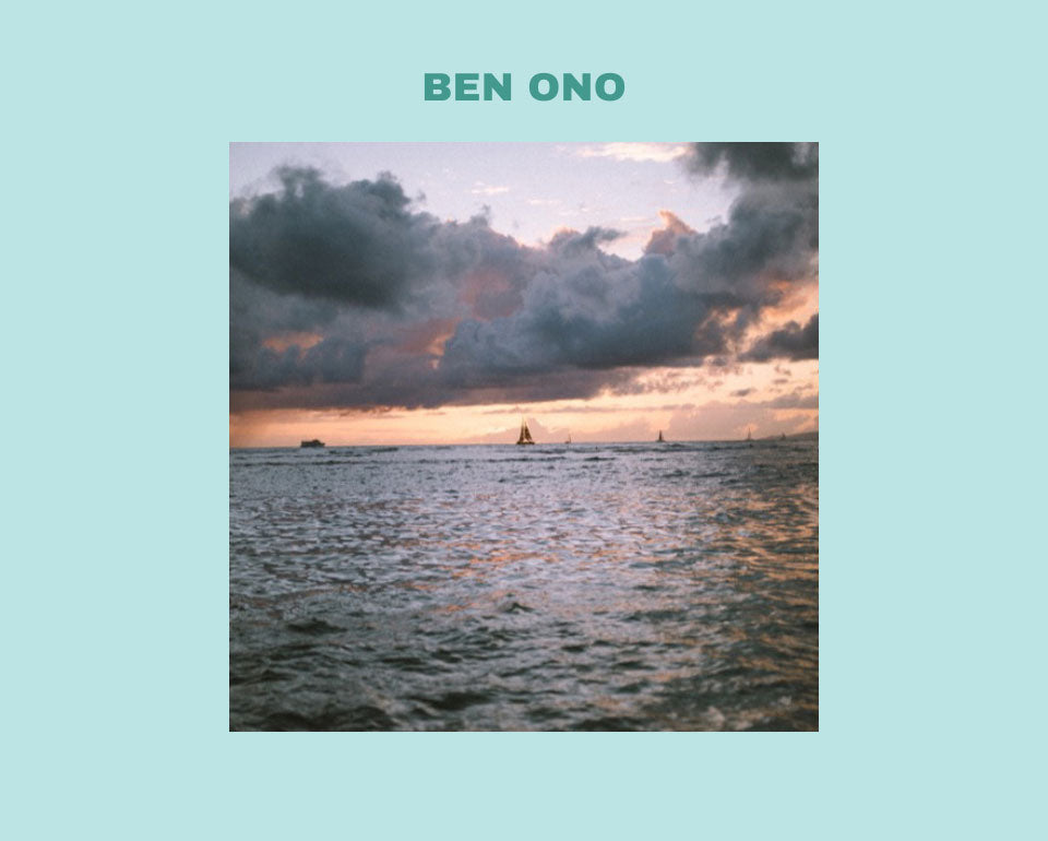 Ben Ono Olukai influencer photo 2