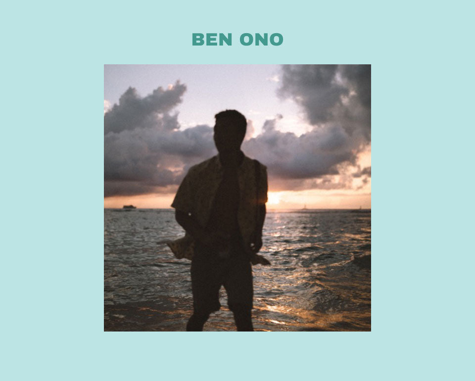 Ben Ono Olukai influencer photo