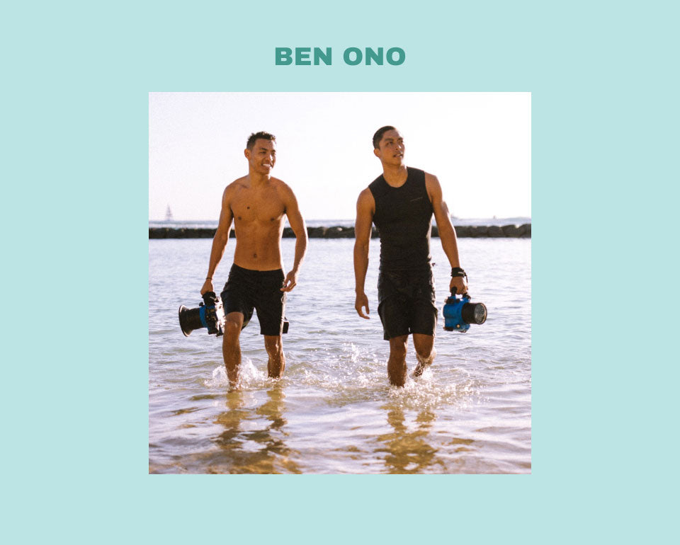 Ben Ono Olukai influencer photo 10